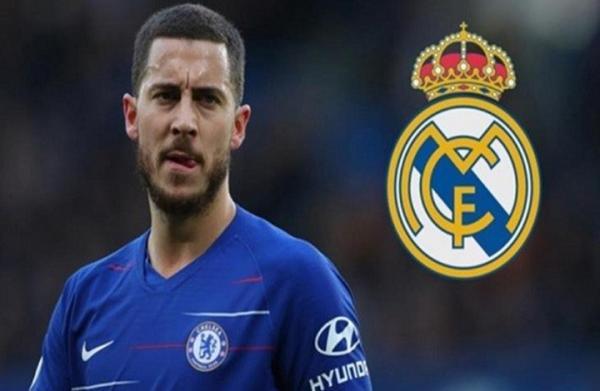 """النجم """"هازارد"""" يتوصل إل اتفاق نهائي مع ريال مدريد وهذا هو موعد تقديمه للجماهير"""