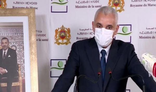 وزير الصحة لا يعرف الموعد الرسمي لوصول لقاح فيروس كورونا!