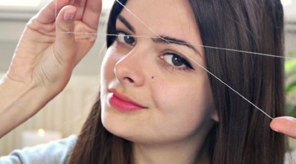 هل يمكن إزالة شعر الوجه بدون ألم؟