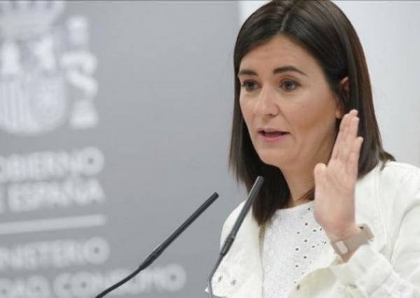 المسؤولون الذين يحترمون شعوبهم ..استقالة وزيرة الصحة الإسبانية بسبب اتهامات بالتلاعب في نقط الماستر