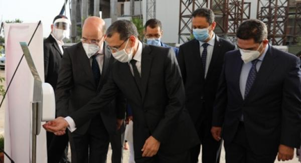 """العثماني يعلن عن خطة محاصرة بؤر فيروس """"كورونا"""""""