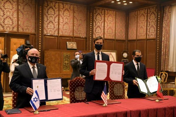 """رغم أن """"العثماني"""" هو من وقع على المعاهدة....الذراع الدعوي لـ""""البيجيدي"""" يدعو إلى قطع المغرب لعلاقته مع إسرائيل"""