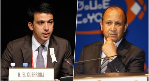 الكروج: ترشح أحيزون من جديد لرئاسة جامعة ألعاب القوى غير قانوني