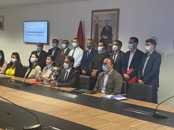 الدار البيضاء..NARSA وUM6SS يعززان تعاونهما في مجال الوقاية والسلامة الطرقية (صور)