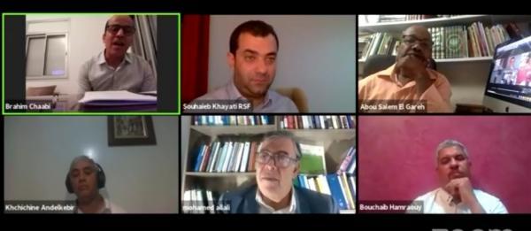 نشطاء إعلاميون دوليون ومغاربة يناقشون ترتيب المملكة على مستوى حرية الصحافة بالعالم