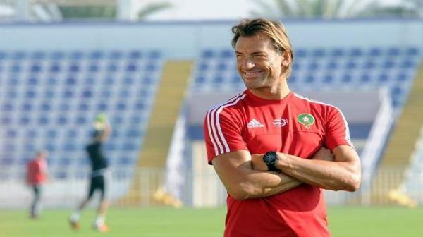 """""""رونار"""" يتخذ قراره النهائي بخصوص مستقبله مع المنتخب المغربي"""