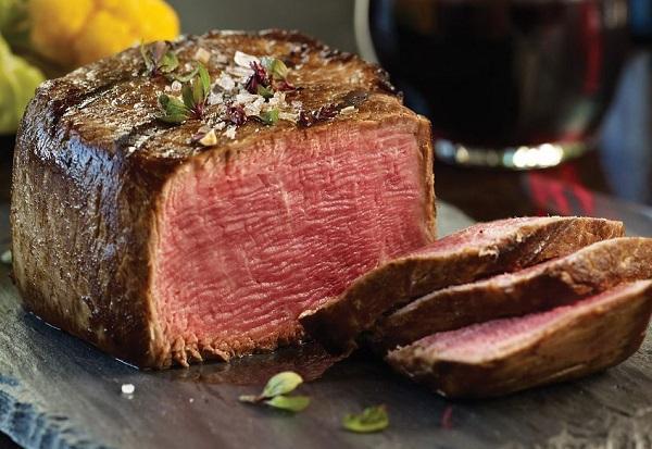 ستيك اللحم بتتبيلة مميزة