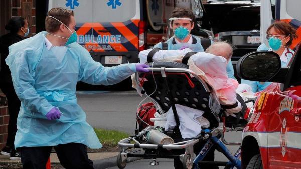 الولايات المتحدة تصل رقما مخيفا بعد تجاوز 100 ألف وفاة بكورونا