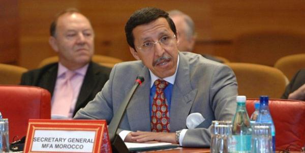 """السفير """"هلال"""" يفضح انتهاكات حقوق الإنسان في مخيمات تندوف"""
