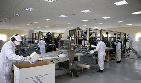 وضع بروتوكول خاص بتدبير خطر العدوى من فيروس كورونا المستجد في أماكن العمل