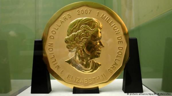 """محاكمة أفراد عصابة """"عربية"""" سرقوا عملة ذهبية من متحف في برلين"""