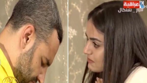 """فيديو صادم يوثق لحظة مواجهة شابة إيزيدية لـ""""وحش"""" داعشي كان قد اغتصبها وهي في 14 من عمرها"""