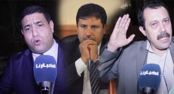 """""""الهيني"""" و""""حاجي"""" يقصفان """"حامي الدين"""" بعد حديثه عن النظام الملكيّ"""