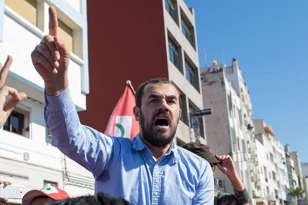 من داخل زنزانته..ناصر الزفزافي يعلن عن 4 شروط لحل أزمة الريف