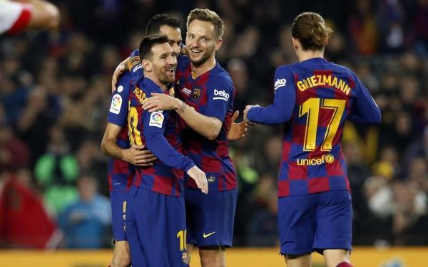 برشلونة يحقق رقما قياسيا جديدا على رأس لائحة الأندية الأغنى في العالم