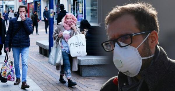 بريطانيا ترفع مستوى خطر عدوى فيروس كورونا إلى الدرجة الرابعة