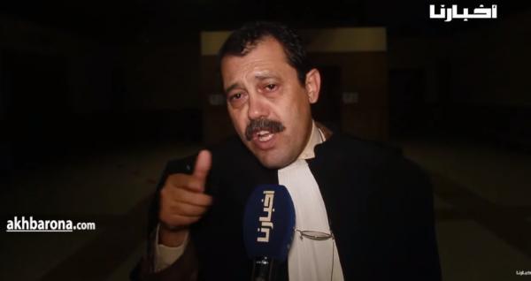تصريح قوي للمحامي الحبيب حاجي بعد الحكم على توفيق يوعشرين