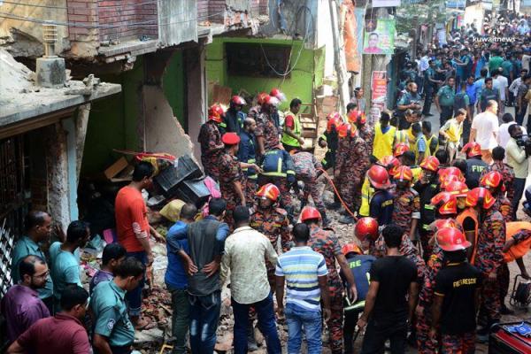 سبعة قتلى على الأقل في انفجار بخط أنابيب للغاز في بنغلاديش