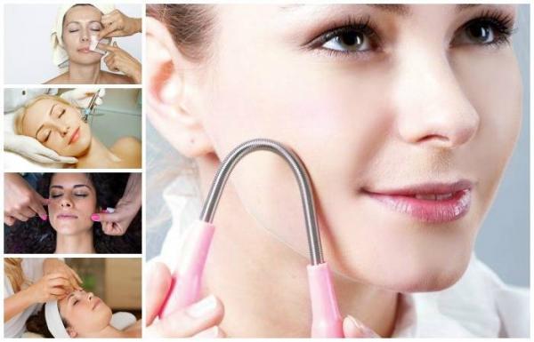 أحسن طرق إزالة الشعر الزائد في الوجه