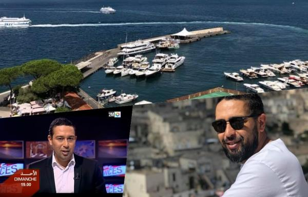 """بـ 150 درهم دوز نهار في أجمل شاطئ بإيطاليا .. الترابي : أكبر كذبة  صدقناها هي أن المغرب """"بلد سياحي"""""""