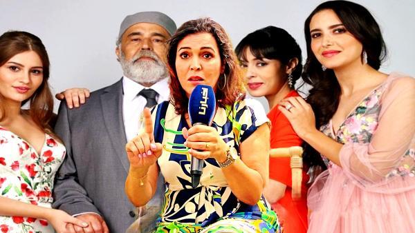 """بالفيديو: """"لاديب"""" تكشف مفاجآت الجزء الثالث من مسلسل """"سلمات أبو البنات"""" وتتحدث عن أصعب مرحلة عاشتها في غياب زوجها"""