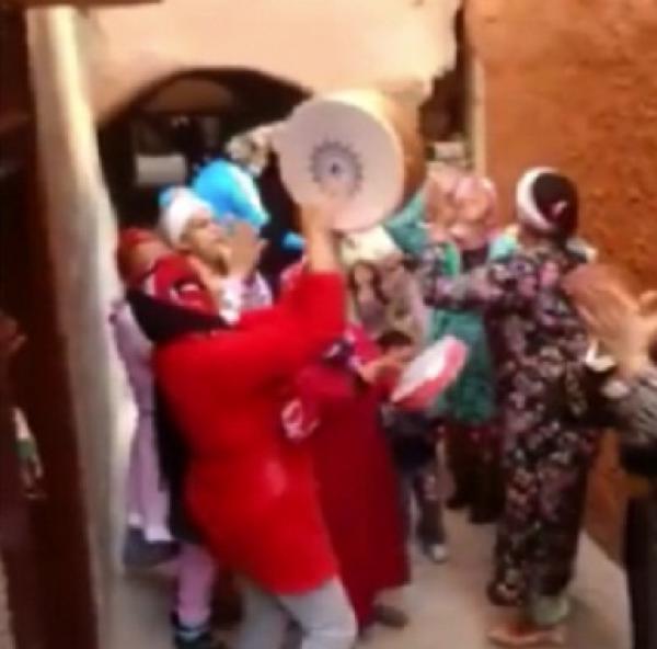 هذه حقيقة فيديو النساء المحتفلات بخلوهن من كورونا.. في كسر لكل قوانين الحجر الصحي