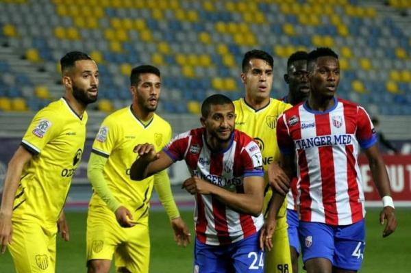 المغرب التطواني يكافئ لاعبيه بعد التأهل المثير لنصف نهائي كأس العرش