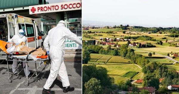 """هل أنقذت """"المياه المعجزة"""" قرية إيطالية من كورونا؟"""