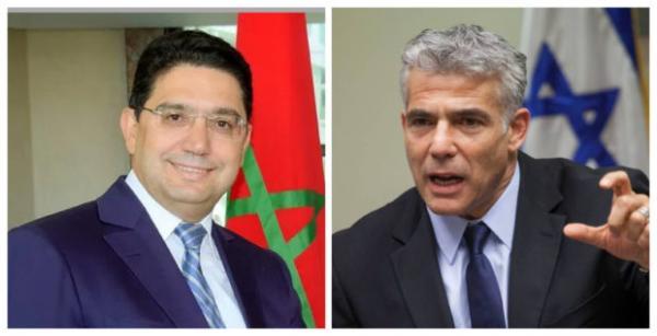 رسميا...الكشف عن موعد الزيارة غير المسبوقة التي سيقوم بها وزير الخارجية الإسرائيلية للمغرب