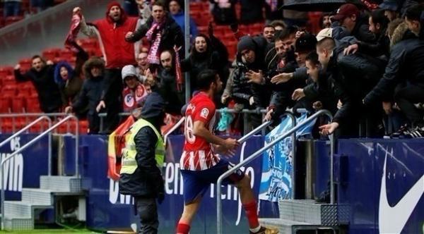 أتلتيكو مدريد يواصل نزيف النقاط