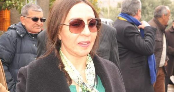 """خاص:""""العسالي"""" تدعم """"بوشارب"""" للظفر بمنصب رئيسة منظمة النساء الحركيات"""