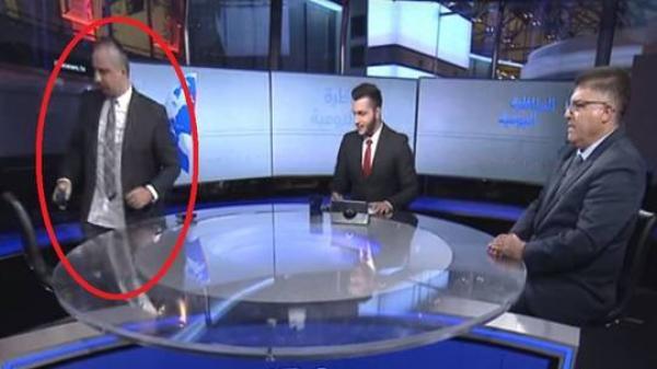 صحفي إسرائيلي ينسحب من مناظرة تلفزيونية احتجاجا على شتم العاهل السعودي