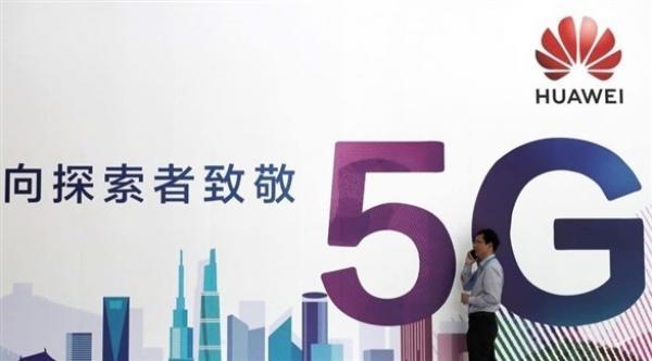 """هواوي توقع 60 عقدا لإقامة شبكات """"5 جي"""" في جميع أنحاء العالم"""