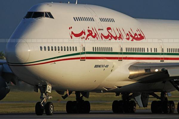 المغرب يمدد إغلاق أجوائه الجوية إلى 10 شتنبر