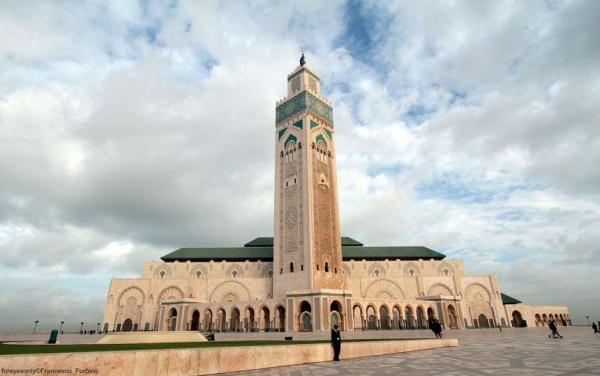 """مسجد الحسن الثاني يتحول إلى """"الأخضر"""" عبر اعتماد مقاربة جديدة"""