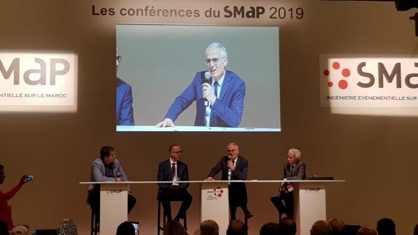 سماب إيمو 2019: الوزير الفاسي الفهري يدعو مغاربة الخارج إلى الانخراط أكثر في انتعاشة القطاع العقاري (صور)