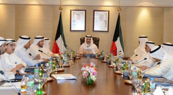 رئيس وزراء الكويت يقدم استقالته
