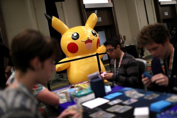 أكثر من 7500 مشارك في بطولة العالم للعبة بوكيمون.