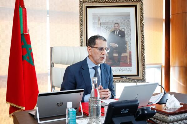 العثماني يشرع في مشاورات مع زعماء الأحزاب لانقاذ الاقتصاد المغربي بعد الجائحة
