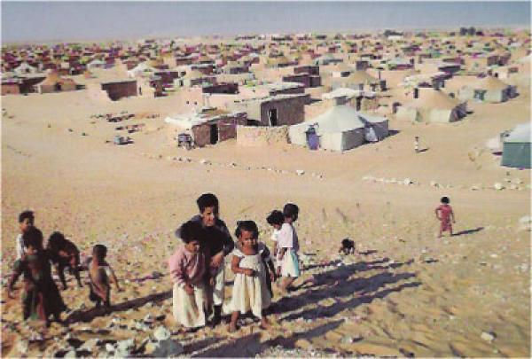 """""""البوليساريو"""" تنتهك حقوق الإنسان بتندوف وهيئة وطنية تحمل المسؤولية للجزائر وتنظم ندوة في الموضوع بشراكة مع وزارة """"الرميد"""""""