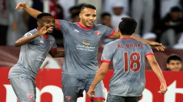 بالفيديو: يوسف العربي يهز الشباك في دوري أبطال آسيا