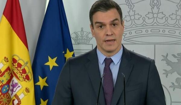 إسبانيا تعلن عن تمديد حالة الطوارئ لأسبوعين إضافيين بسبب استمرار تفشي فيروس كورونا