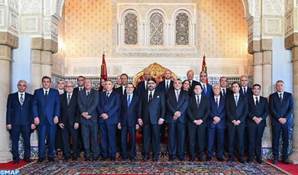 العثماني في أول تصريح بعد الإعلان الرسمي عن حكومته المُعدلة وتقليص عدد وزرائها إلى 23