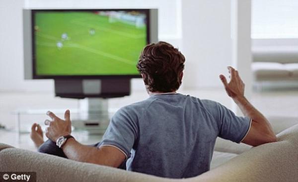 كيف تحافظ على رشاقتك وأنت تشاهد المباريات؟