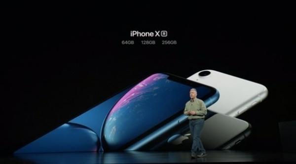 أبل تكشف رسمياً هاتف iPhone XR