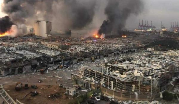 ارتفاع حصيلة قتلى انفجار بيروت المدمر والجرحى يتجاوزون 4 آلاف
