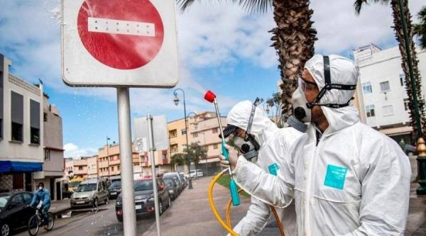 خبير أمريكي يتوقع نهاية جائحة فيروس كورونا المستجد بحلول أبريل  القادم