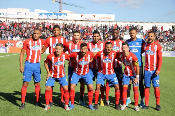 منع فريق المغرب التطواني من التدرب بمراكش بسبب 3600 درهم!