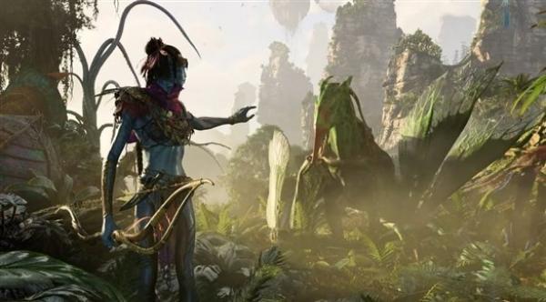 """الكشف عن لقطات من لعبة """"أفاتار"""" المقبلة في افتتاح معرض """"إي 3"""""""