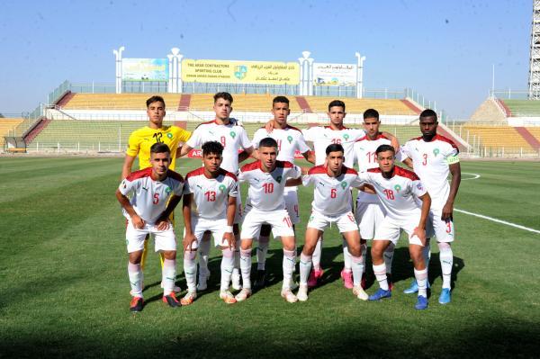 كأس العرب بمصر: أشبال الأطلس يهزمون طاجيكستان بسداسية(فيديو)